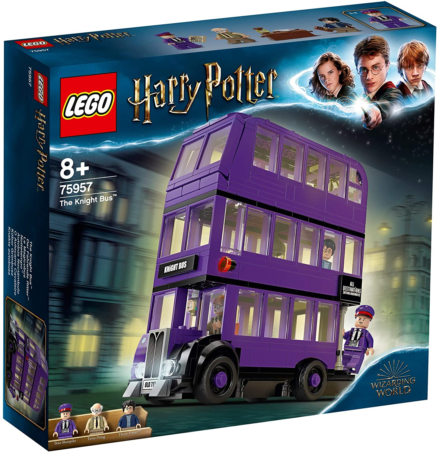 Harry Potter Knight Bus just £20 delivered @ Amazon