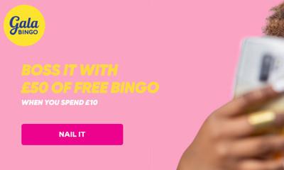 £50 Free Bingo with Gala Bingo