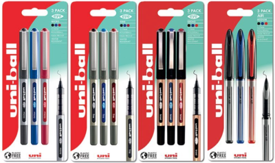 Free Uni Ball Pens
